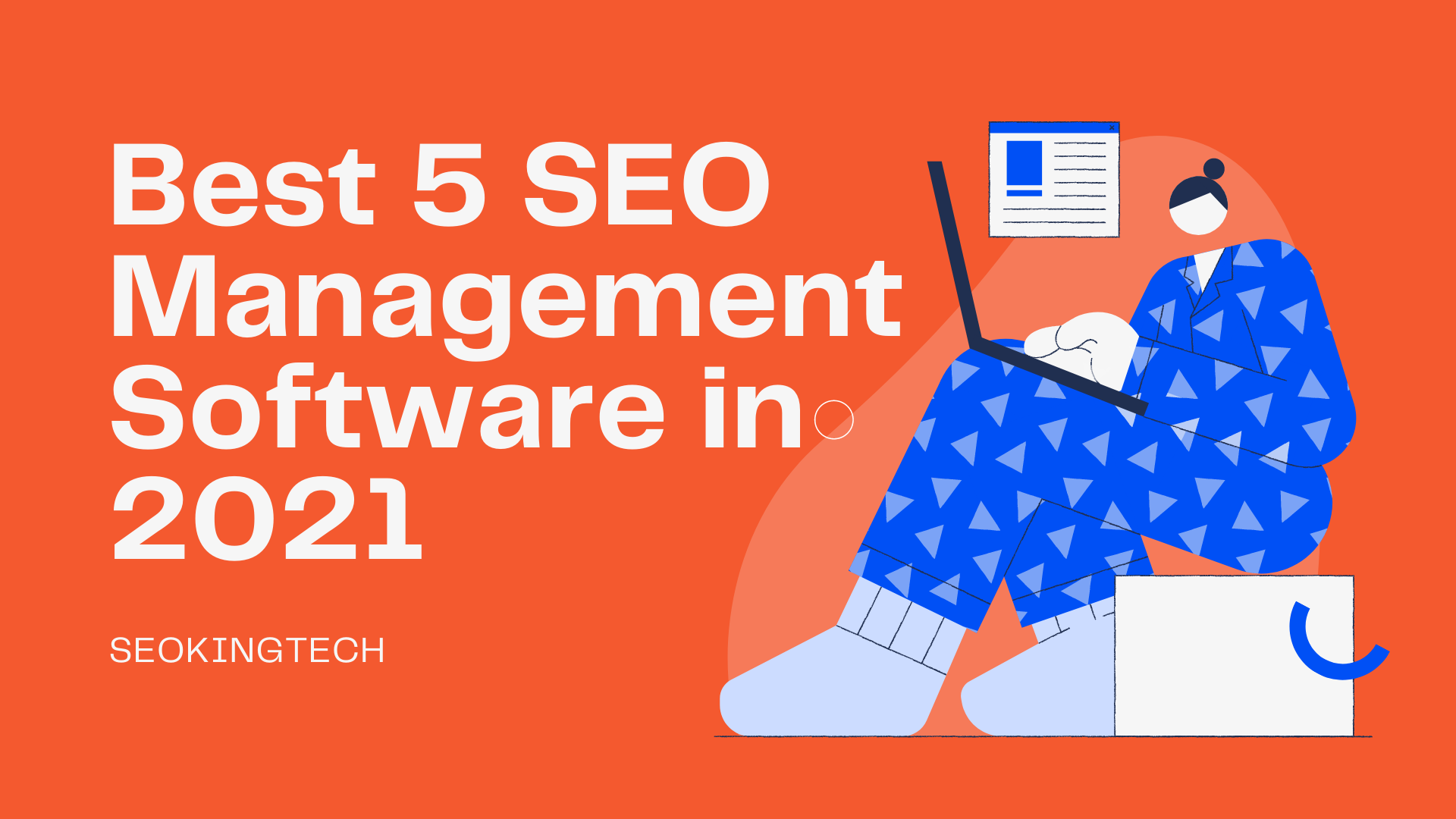 5 Best Software for SEO Management Today